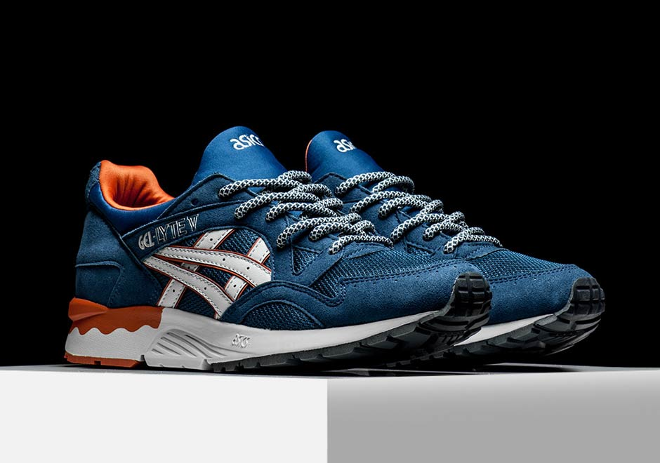 asics gel lyte 5 ghost chili