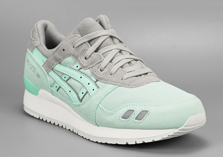 Asics Gel Lyte 3 Light Mint