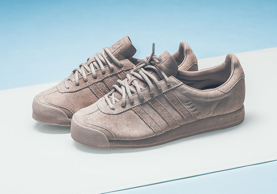 The Adidas Samoa Starts A Pivotal Summer With Pigskin Pack together with Watch additionally 181664548137 moreover Adidas Originals Mystery Red Leather Gazelle Trainers Aw17bz0025 furthermore Watch. on premium trainers