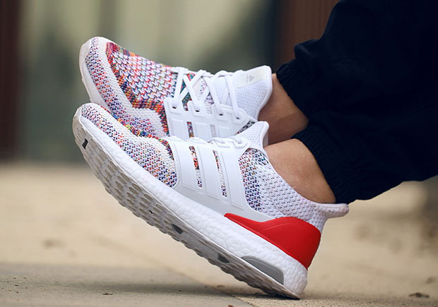 ultra boost adidas colours
