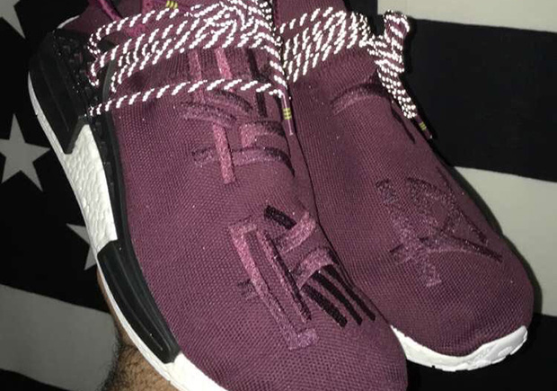 5f657bc4b PHARRELL UNRELEASED ADIDAS NMDS  FRIENDS AND FAMILY .