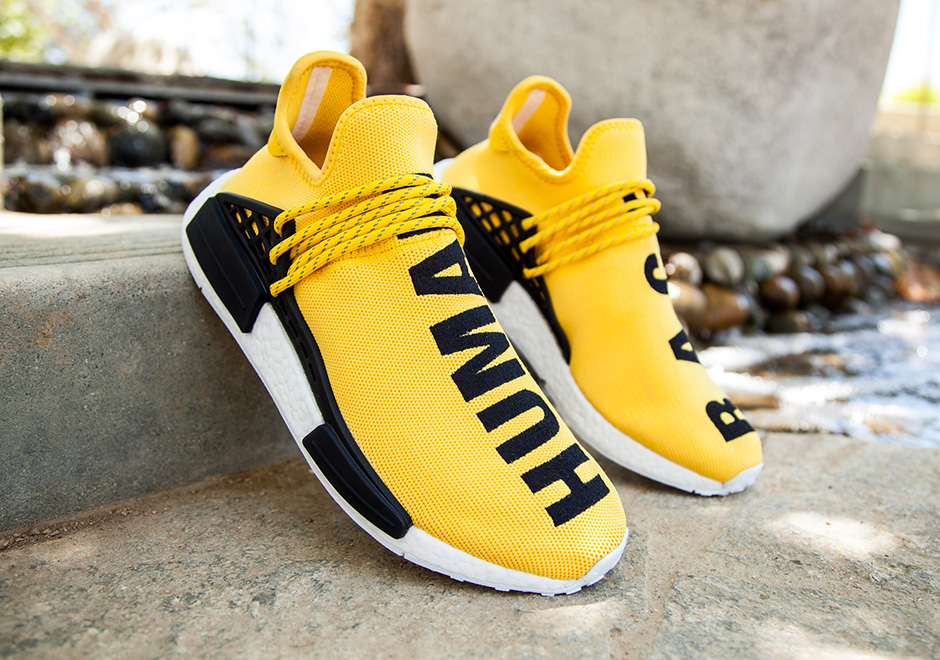 Adidas x Pharell Human Race Red NMD (#863256) from Arask at