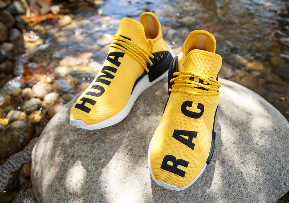 """best website c4ef3 9f94d PHARRELL'S ADIDAS NMD """"HUMAN RACE"""" RELEASES THIS WEEKEND ..."""