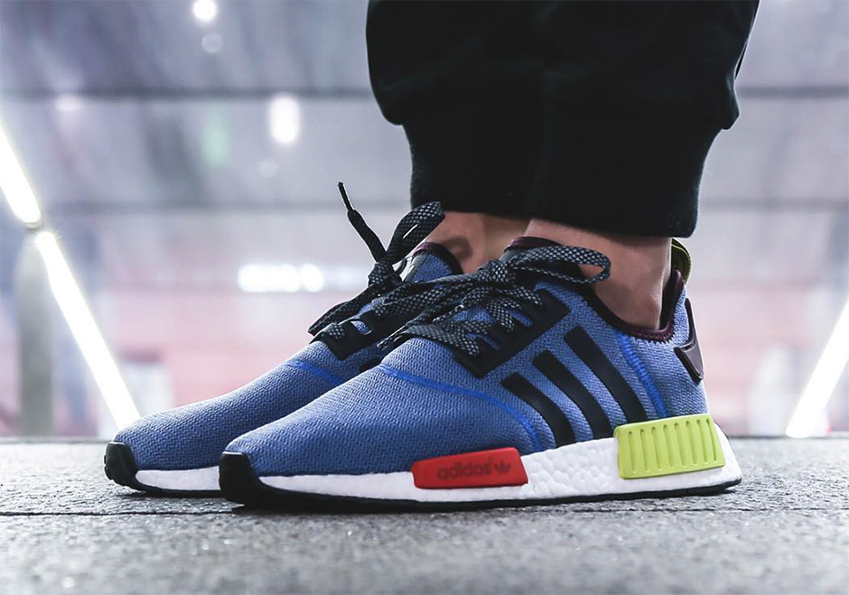 Adidas Originals NMD R1 Glitch 'Sun Glow'