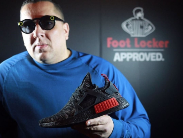 """wholesale dealer 4e647 ca23a ADIDAS NMD XR1 """"BRED"""" TO BE RELEASED. 