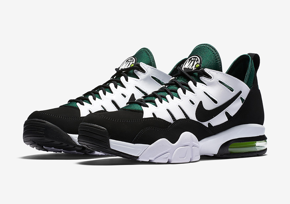 NIKE BRINGS BACK THE OG PINE GREEN FOR THE AIR TRAINER MAX