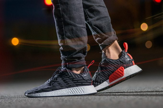 finance World window Refrigerate  FOOT LOCKER OFFERS UP TWO MUST-COP COLOUR WAYS OF THE ADIDAS NMD R2. | The  Daily Cloth