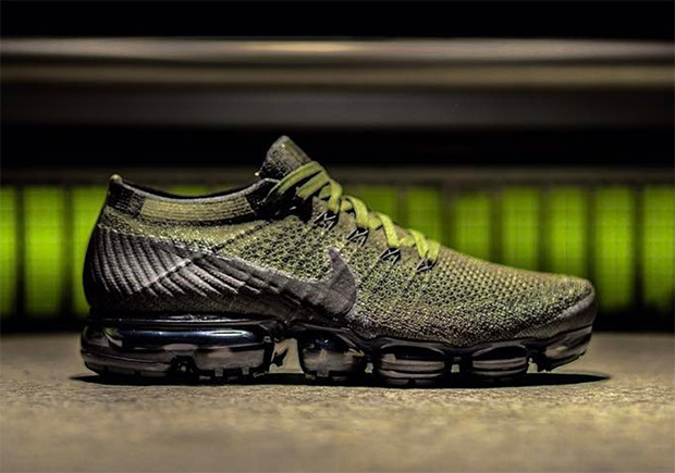 competitive price 9eb22 2f320 NIKE VAPORMAX IS RELEASING IN OLIVE GREEN. | The Daily Cloth