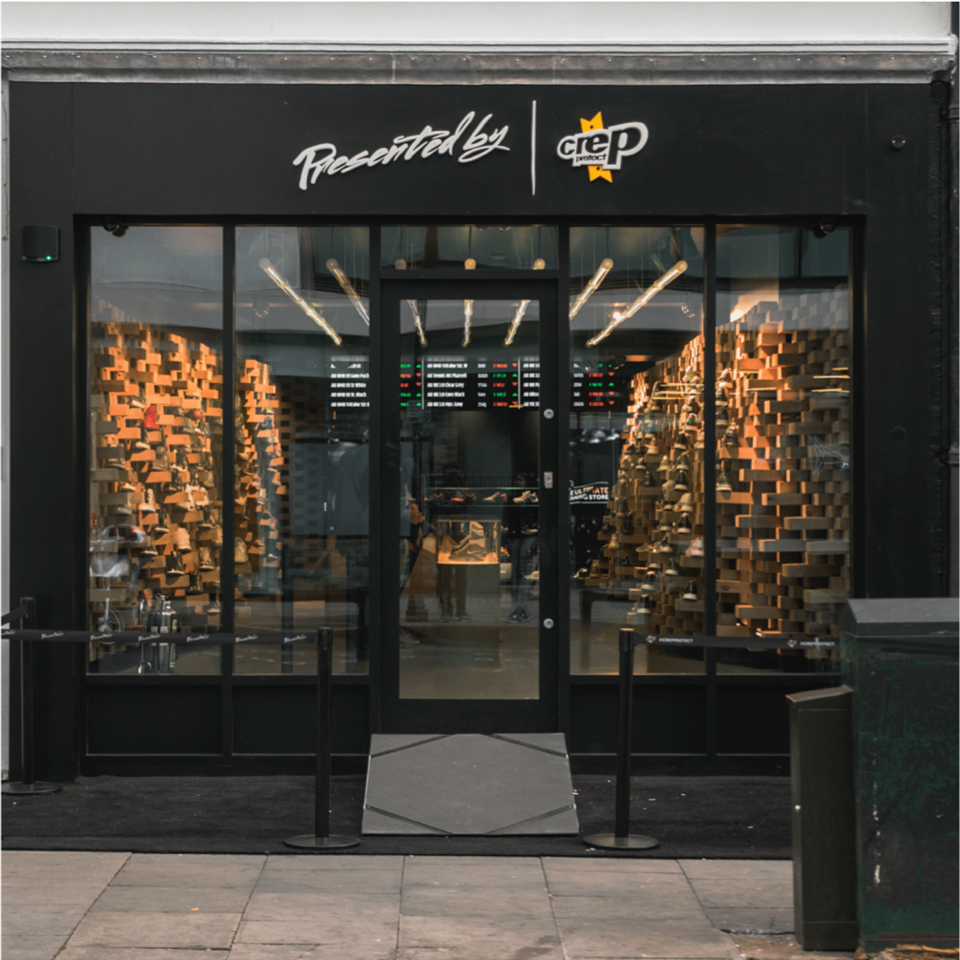 The UK's 1st Sneaker Consignment Store