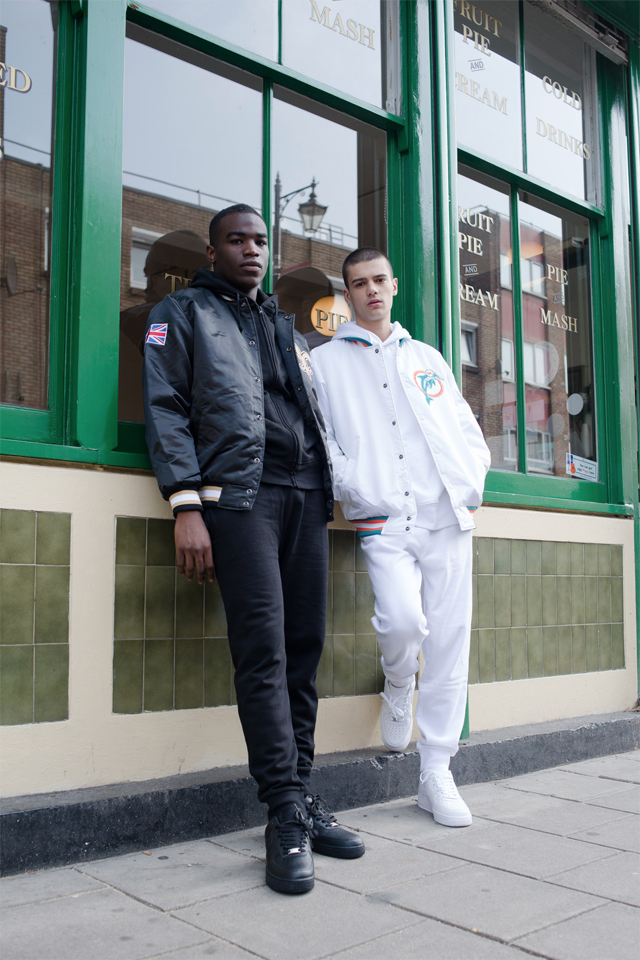 new concept 106c5 3b07a Starter x Footpatrol x Packer NFL Jackets. | The Daily Cloth