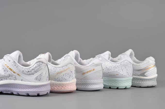 97ca2be0 Saucony Life On The Run: White Noise Collection. | The Daily Cloth